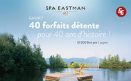 Carte cadeau spa eastman