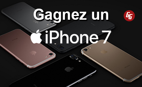 gagner iphone concours